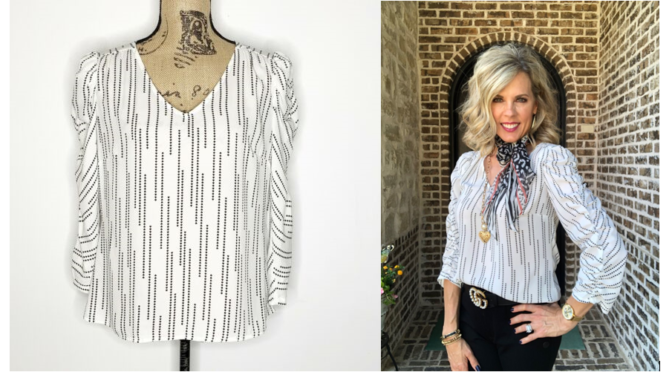 Devoted Blouse
